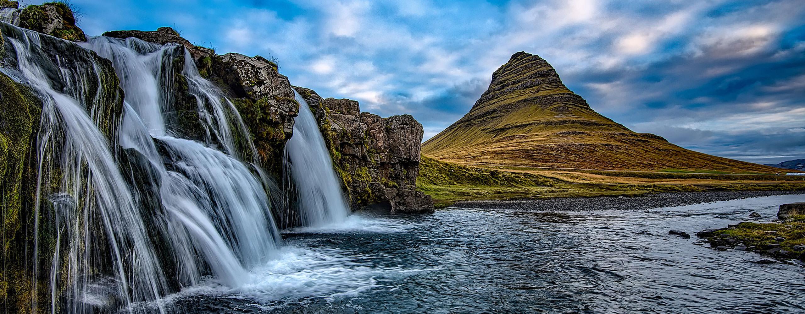 נופים עוצרי נשימה בטיול ג'יפים באיסלנד