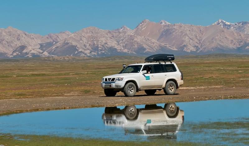 טיולי ג'יפים לקירגיזסטן
