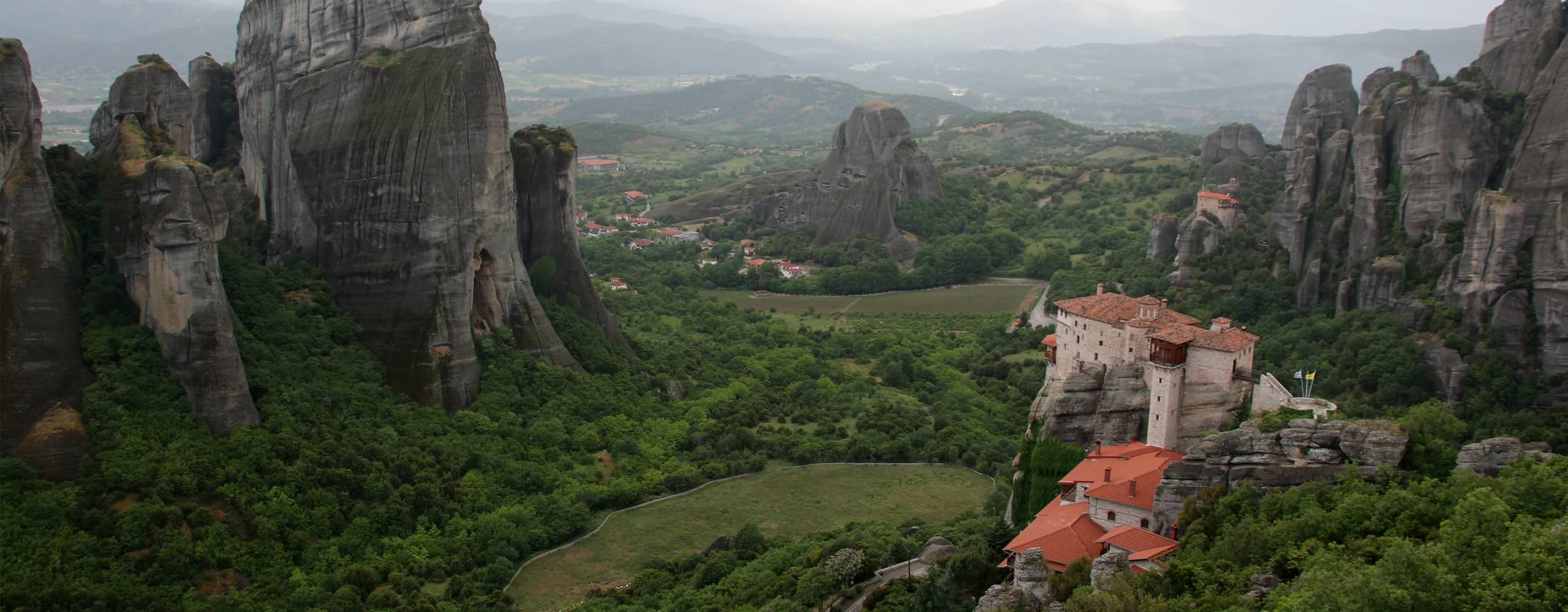 מטאורה: סיפורים של המנזרים התלויים באוויר