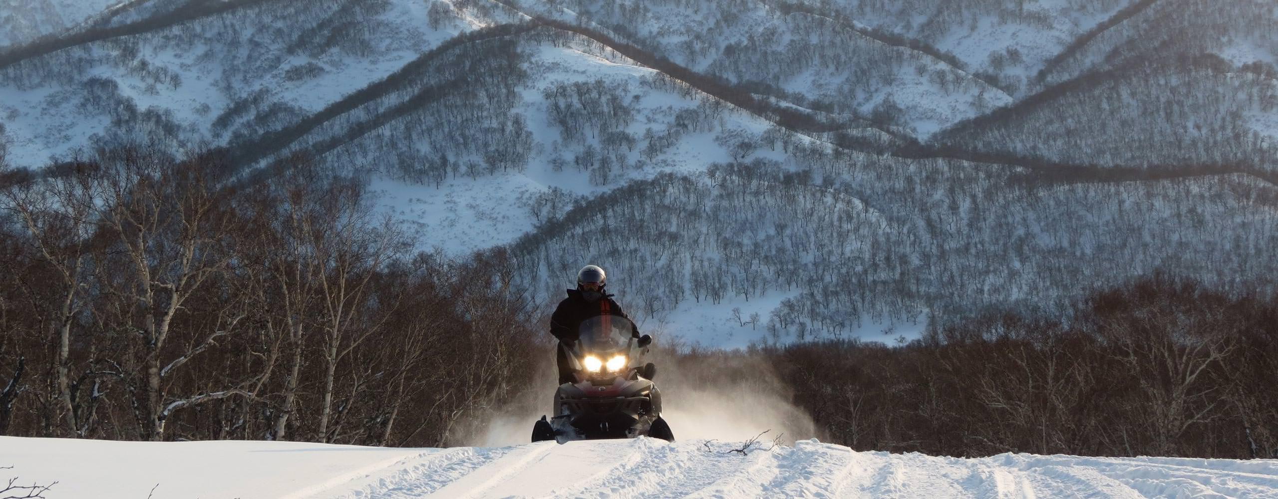 טיול לרומניה - 4 ימים -סופשבוע לבן ופרוע על אופנועי שלג