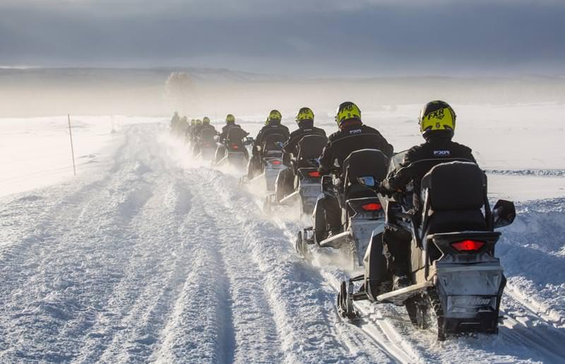טיול לרומניה - 4 ימים - סופשבוע לבן ופרוע על אופנועי שלג