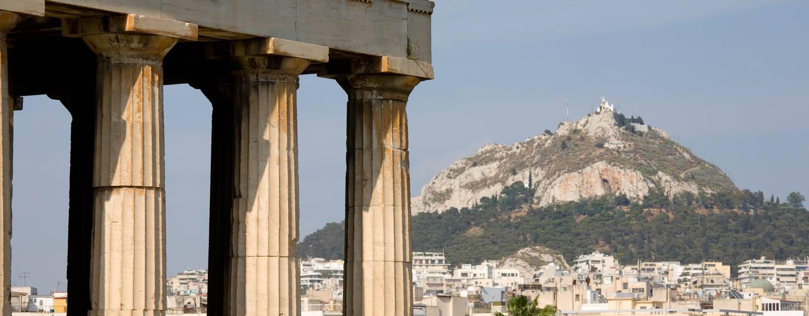 טיול מוזיקה באתונה