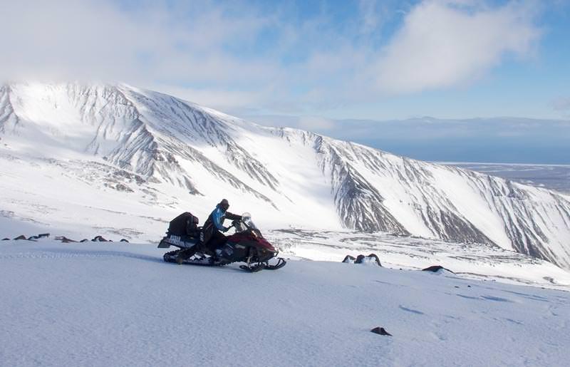 טיול לגאורגיה - 4 ימים - אופנועי שלג בקווקז