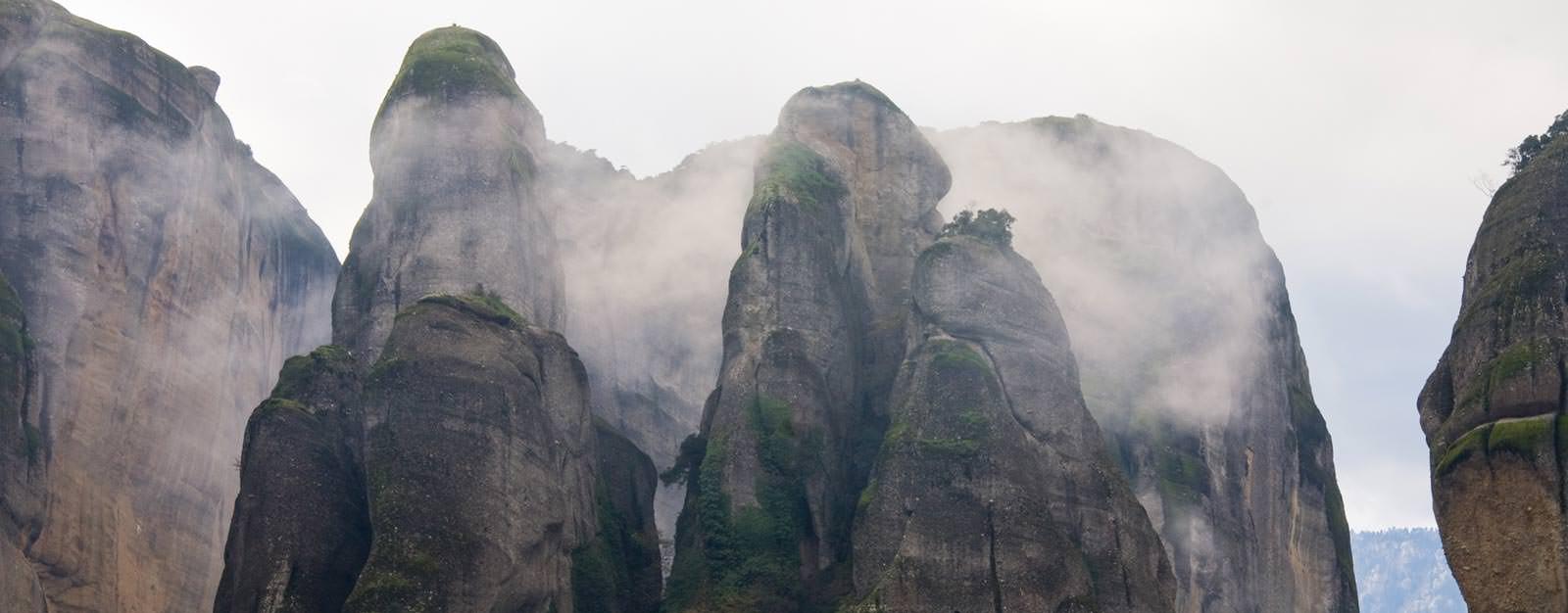 טיול ג'יפים ביוון ההררית