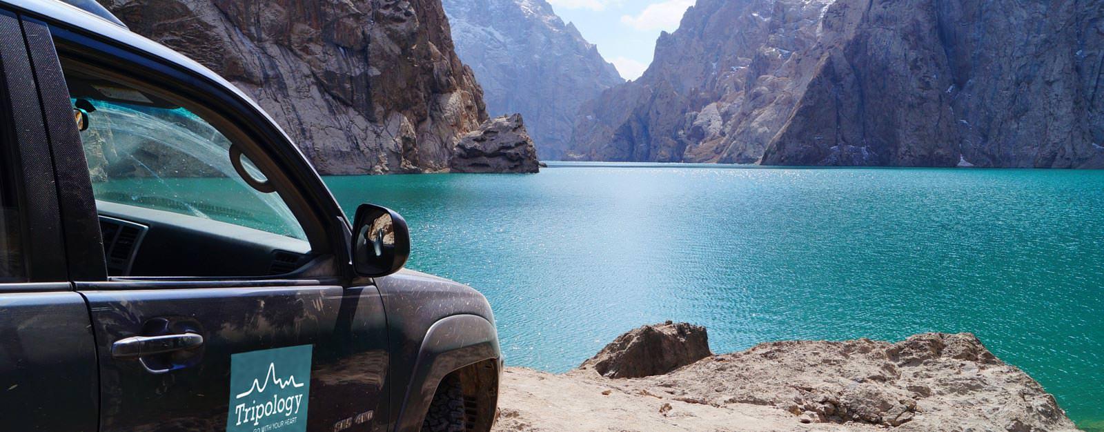 האגם הנעלם - קירגיזסטן