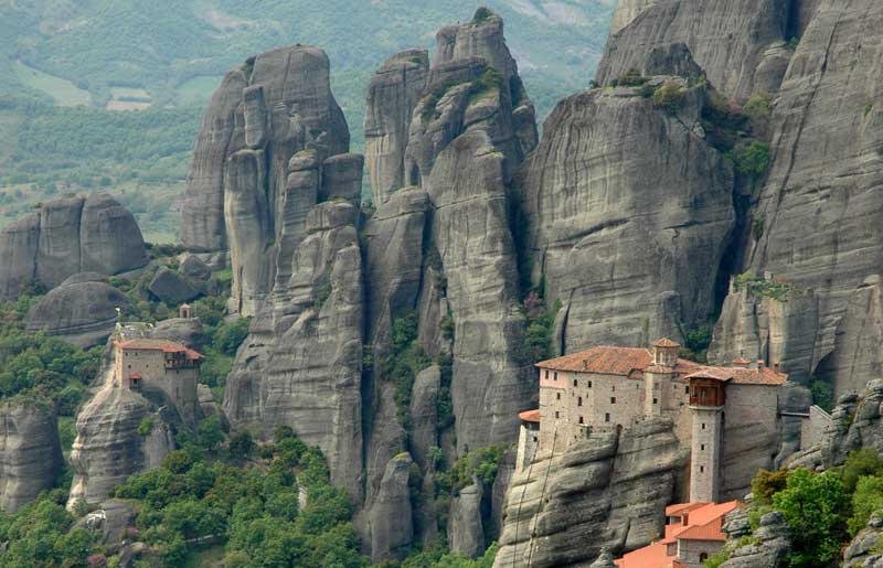 משפחות ביוון - 7 ימים - טיול ג'יפים חוצה פינדוס