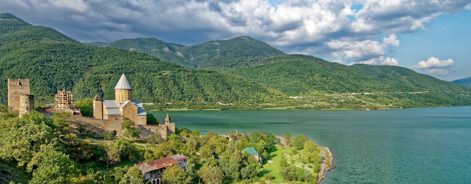 מנזרי גאורגיה