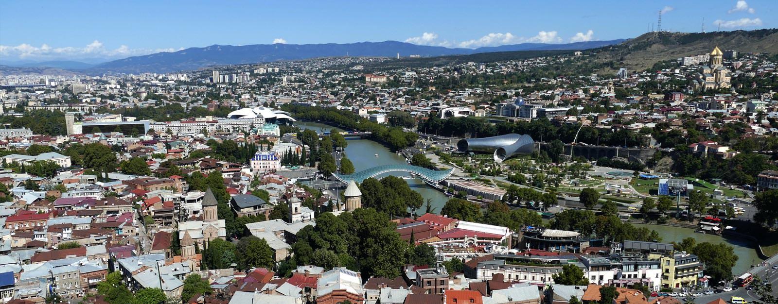 טביליסי, בירת גאורגיה