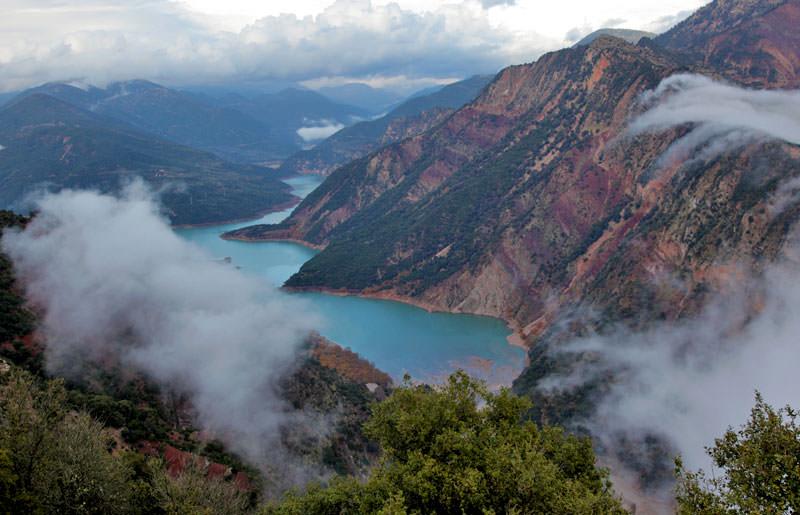 ג'יפים ביוון - 7 ימים - חוצה פינדוס מת'סלוניקי