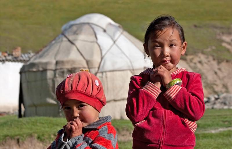 טיול ג'יפים לקירגיזסטן - 11 יום - מסע לשומרי מסורת