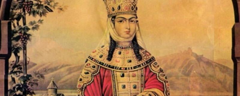 המלכה תמר