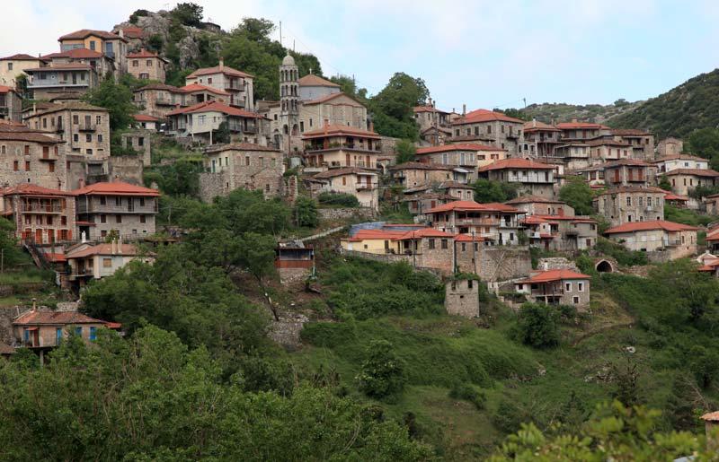 טיול ג'יפים ביוון - 8 ימים - מסע חוצה פינדוס מאתונה